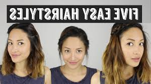 photo shoulder length everyday hairstyles 3 easy hairstyles for