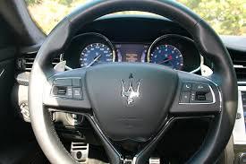 maserati steering wheel drive with dave driven maserati quattroporte v8 and v6
