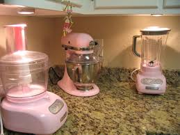light pink kitchenaid stand mixer add this to my wishlist everything is better in pink pinterest