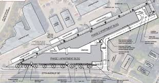 black friday store map 66502 target elsey partners refines plans for arrow shaped apartment building