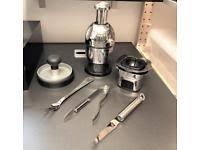 rösle offene küche küchenhelfer v wmf und rösle ab 3 edelstahl top offene küche 2