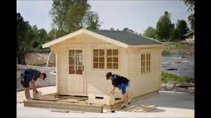 Prefabricated Cabins And Cottages by Prefab Wooden Garden Cabin Installation Stamford Ct Www