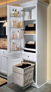 bathroom linen cabinets ikea linen closet with removable hamper for aristokraft is creative