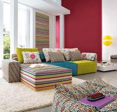 Interior Design From Linea Italia  Cool Ideas With Modular Sofa - Sofa interior design