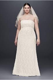 cheap plus size wedding dresses plus size wedding dresses bridal gowns david s bridal