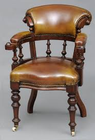 Shabby Chic Desk Chairs by Leather Office Chairs Antique Deep Buttoned Swivel Desk Chair Room