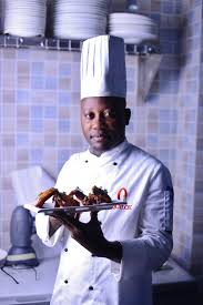 chef of cuisine in the kitchen with six of africa s best chefs we are africa