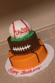 decor creative sports decorated cakes decorating ideas