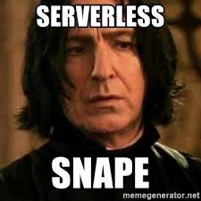 Severus Snape Memes - serverless snape severus snape meme generator