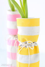 single stem vases fabric covered spring vases i heart nap time