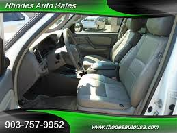 Upholstery Longview Tx 2007 Toyota Sequoia Sr5 4dr Suv In Longview Tx Rhodes Auto Sales