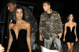 kourtney kardashian u0026 younes bendjima go on date after cheating drama