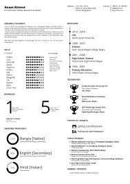 37 best free resume templates images on pinterest free resume