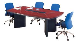 Detachable Conference Table Rectangular Conference Table Alpine Essentials Meeting Tables V