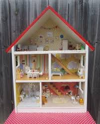My Homemade Barbie Doll House by Sewpony The Dollhouse Must Look At This When Making Stella U0027s