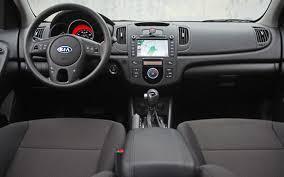 2012 Kia Forte Interior 2011 Kia Forte Ex 5 Door Review U0026 Test Drive
