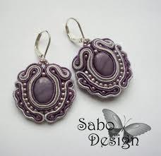 soutache earrings baroque soutache earrings by samanthabossy on deviantart