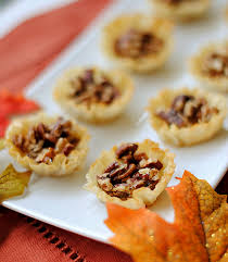 weight watchers thanksgiving mini maple pecan pies eat yourself skinny