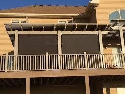 patio cover drop shades twin falls id