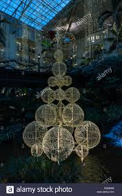 lighted sculpture at gaylord opryland hotel conservatory atrium