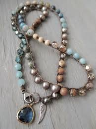beaded necklace clasps images Baubles beads scarfs accessory show header bead necklaces jpg