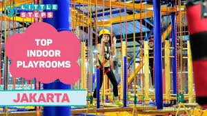 Playrooms Top Indoor Playrooms In Jakarta Youtube