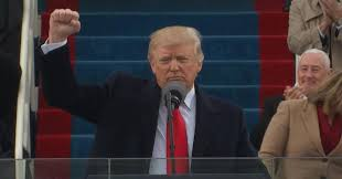 presidents of the united states trump gives first speech as president of the united states