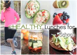 healthy affordable lunch ideas for school or work