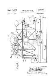 patent us3500945 walking mechanism assembly google patents
