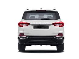 ssangyong has the new ssangyong rexton earned your respect yet