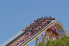 Goldrusher Six Flags Magic Mountain Six Flags Magic Mountain Hotelroomsearch Net