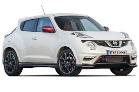 nissan juke 2017 red nissan juke suv review carbuyer