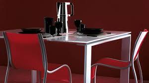 white rectangle kitchen table kartell four 62 l x 31 w rectangular dining table kar4502
