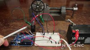 control a dc motor with arduino and a relay how to tutorial from