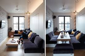 How To Arrange A Long Narrow Living Room by 12 Perfect Studio Apartment Layouts That Work