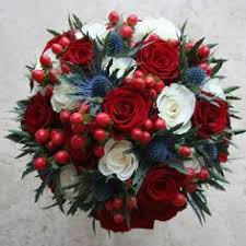 Wedding Flowers Orlando Non Traditional Red Rose Bouquet By Cloud 9 Wedding Flowers