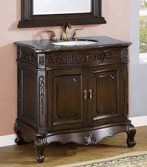 Mission Style Vanities Bathrooms Design Accara Bathroom Vanity Inch With Top As Must