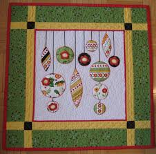ornaments mini quilt aiming for accuracy pattern co