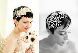 haarschmuck hochzeit blume hübsch verzierte hochzeitsfrisuren für kurze haare
