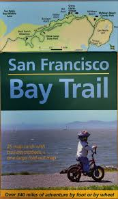 San Francisco Walking Map by Sf Bay Trail Maps