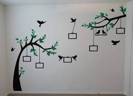 Nursery Tree Wall Decal by Wall Decor Tree Wall Art Stickers Pictures Family Tree Wall Art
