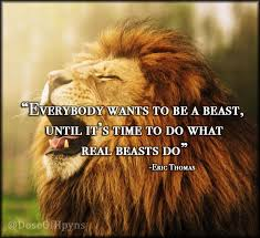 beast daily quotes