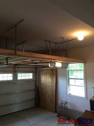 garage storage loft solutions custom overhead garage storage lofts