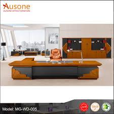 Modern Executive Office Table Design 2017 Latest Modern Executive Office Desk Wooden Veneer Office