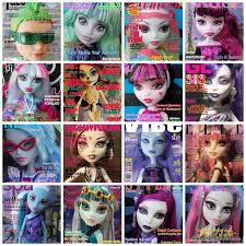 fierce ghouls monster doll blog