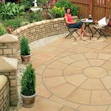 Slab Patio Makeover by Open Bricks For Driveways Google Search Gardening Pinterest
