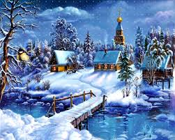 wallpaper desktop winter scenes desktop clipart winter scenes