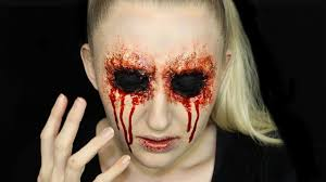 halloween makeup tutorial easy easy missing eye halloween makeup tutorial youtube