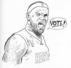 lebron james coloring pages coloring page