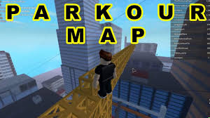 Roblox Maps Parkour Map Gameplay Roblox By Hudzell Youtube